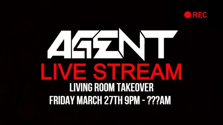 AGENT – Live Stream Event