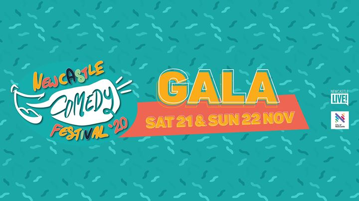 Newcastle Comedy Festival Gala 2020 – November