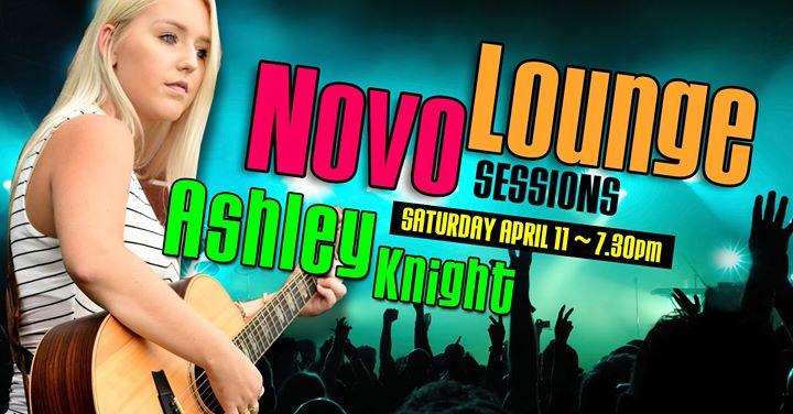 Saturday Night – featuring Ashley Knight