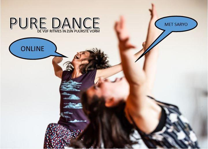 PURE DANCE | 5 Rhythms Online