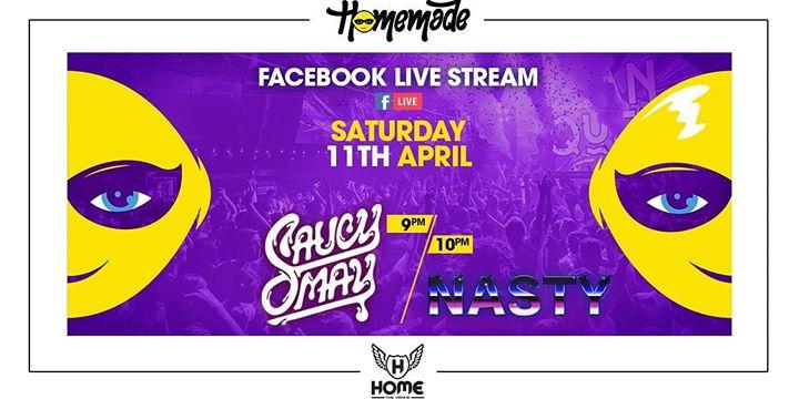 Homemade Live Stream – 11th April 2020