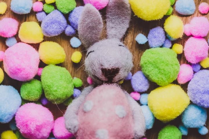 Virtual Easter Hat Parade (for kids of all ages!)