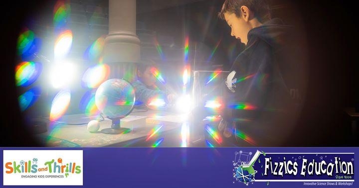 The Magic of Science! Virtual Workshop April 8