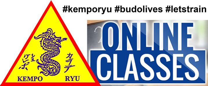 Online Karate Classes – Kempo Ryu