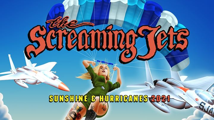 The Screaming Jets – Sunshine and Hurricanes 2021