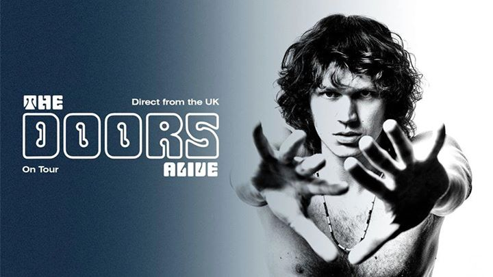 The Doors Alive (The Doors Tribute) | Civic Theatre