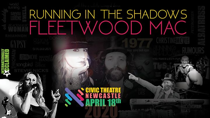 Fleetwood Macs Running in the Shadows