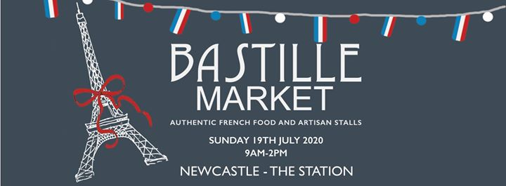 Bastille Market in Newcastle