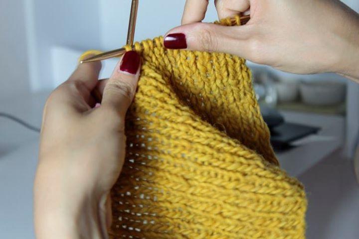 Knitting for absolute beginners – an online class