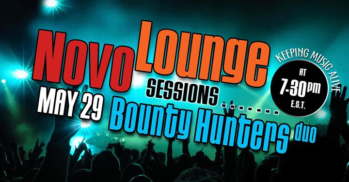 Bounty Hunters Duo Live Broadcast On Novo Lounge Sessions!