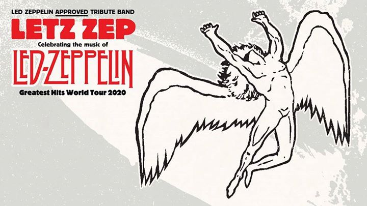 Letz Zep (Led Zeppelin Tribute) | Civic Theatre