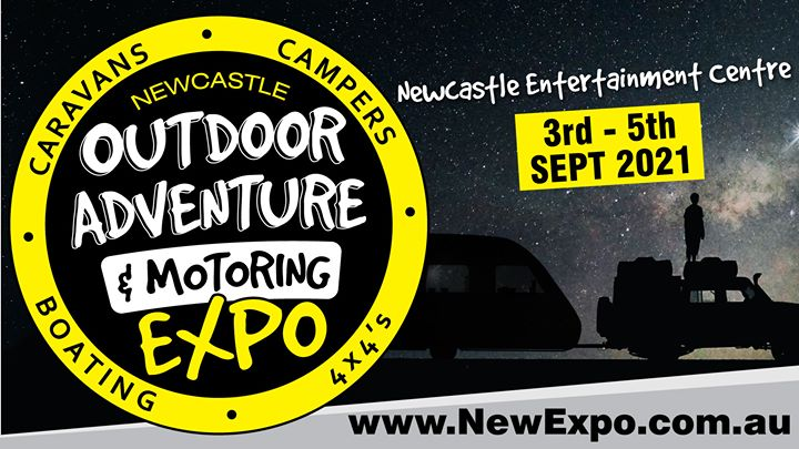 2021 Newcastle Outdoor Adventure & Motoring Expo