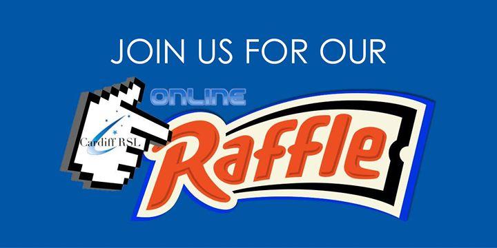Online Raffle at Cardiff RSL Club