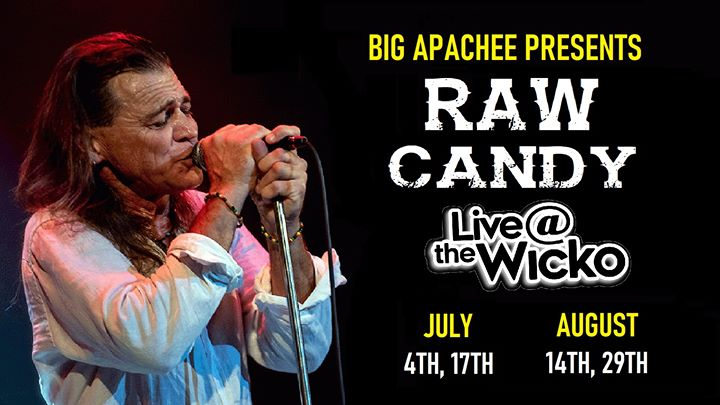 Raw Candy – Live@TheWicko