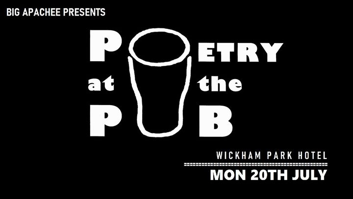 Poetry At The Pub – Live@TheWicko