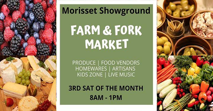 Farm & Fork Farmers Market – Morisset Showground