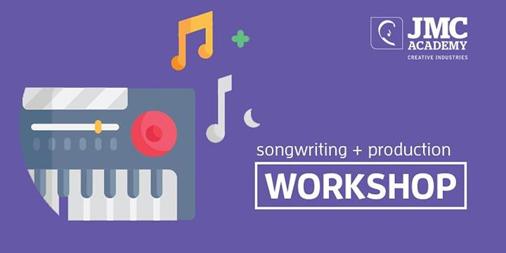 Songwriting and Production – Online High School Workshop
