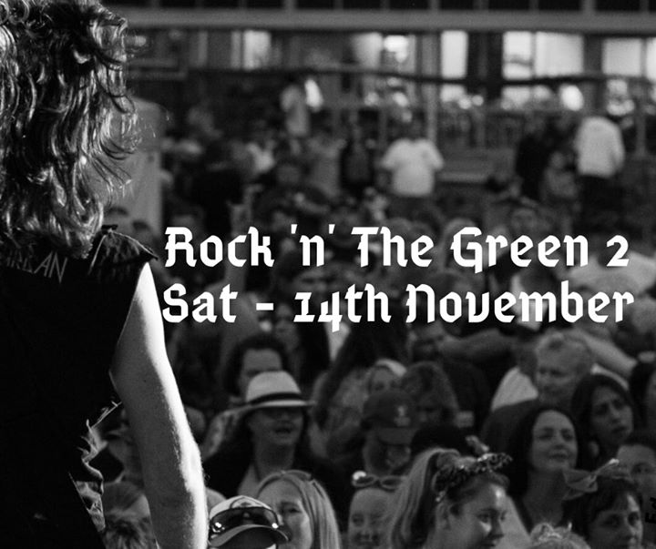 ROCK 'N' THE GREEN 2: All Access 80's, KISStory, Damnation + More