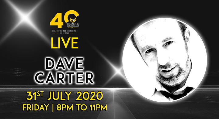 Dave Carter – LIVE