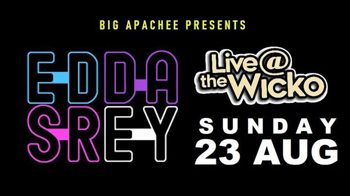 Edda Srey – Live@TheWicko