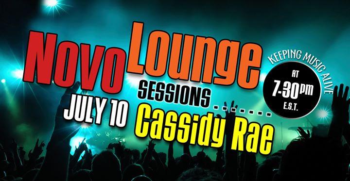 Cassidy Rae – July 10
