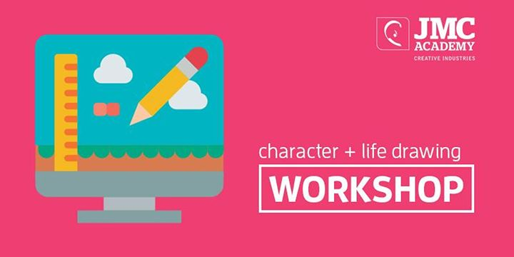 Character Drawing – Online High School Workshop