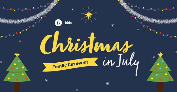 Grainery Kids Christmas in July