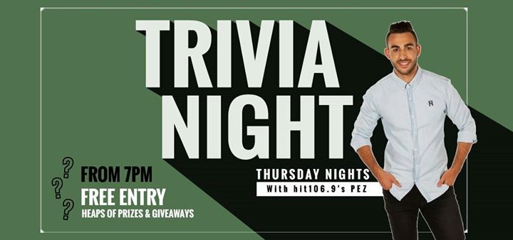 GN Trivia║Hosted by Hit106.9's PEZ