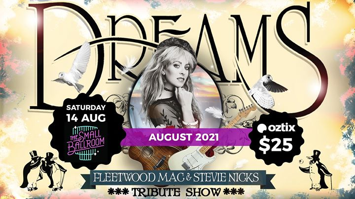 Dreams Fleetwood Mac & Stevie Nicks Show at Newcastle