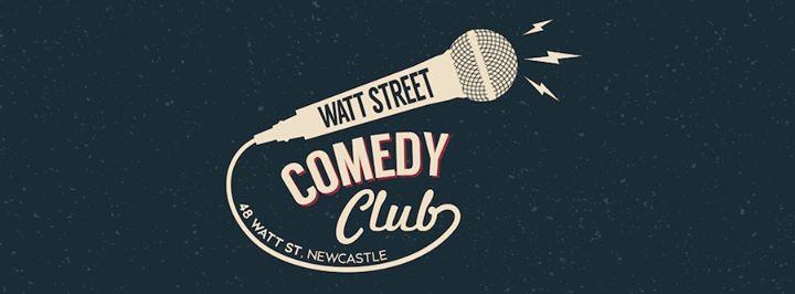 Watt Street Comedy Club – Feat. Sarah Gaul