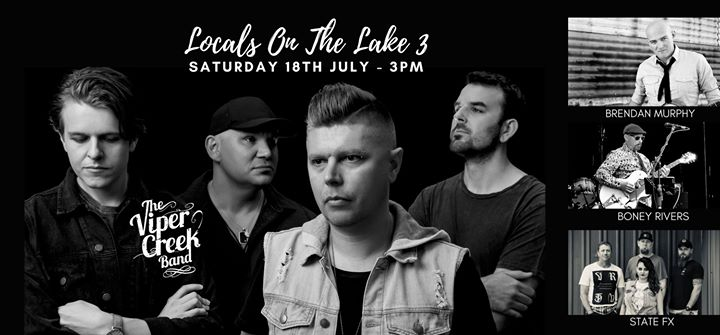 Locals On The Lake 3 – Saturday 18th of July