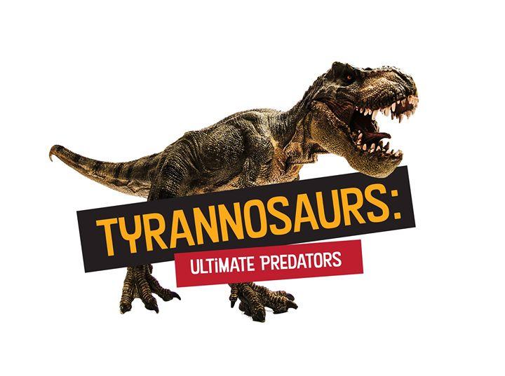 Tyrannosaurs: Ultimate Predators