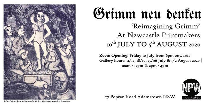 Grimm Neu Denken Exhibition Opening