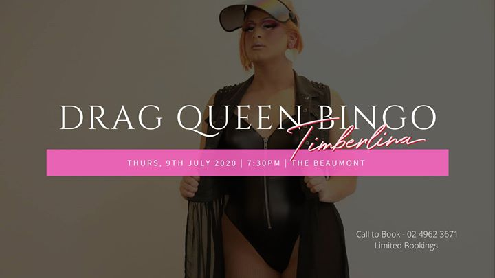Drag Queen Bingo at The Beaumont | 9th July