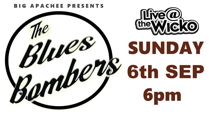 The Blues Bombers – Live@TheWicko
