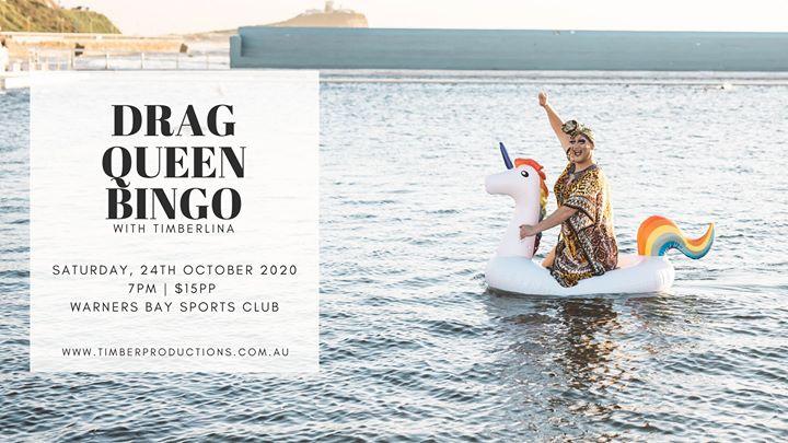 Drag Queen Bingo | Warners Bay Sports Club