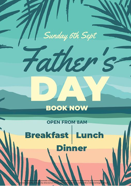 Father's Day at Honeysuckle Hotel