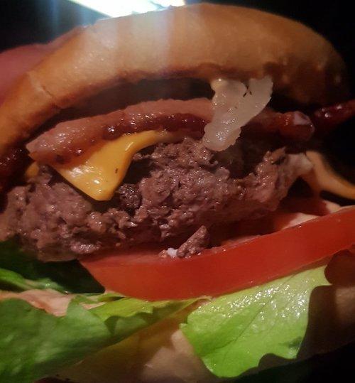 The Californian Chef Burger