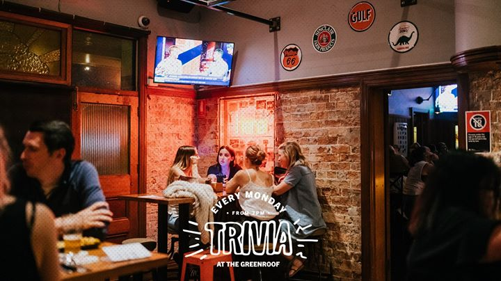 General Knowledge Trivia at The Greenroof