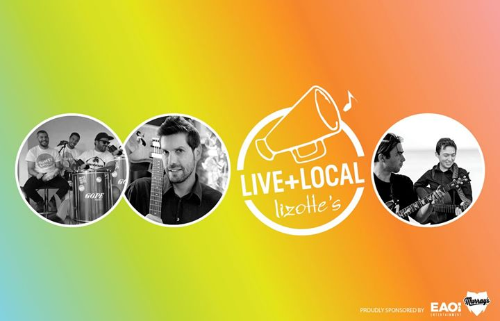 LIVE N LOCAL: Brazilian Night