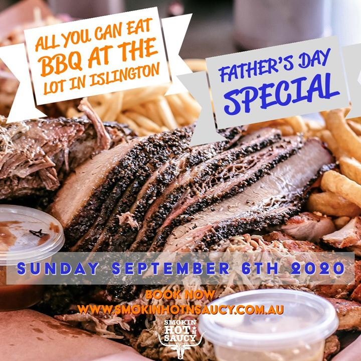 Father's Day All You Can Eat BBQ