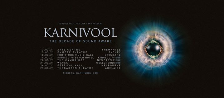 Karnivool – Decade of Sound Awake