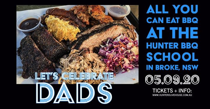 All You Can Eat BBQ – Father's Day