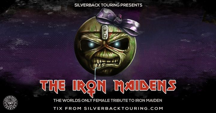 The Iron Maidens – Live in Newcastle