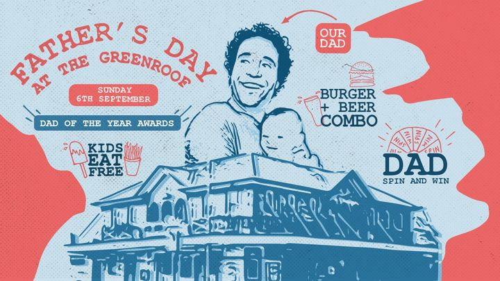 Father's Day at The Greenroof