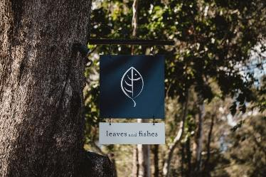 Father's Day at Leaves & Fishes