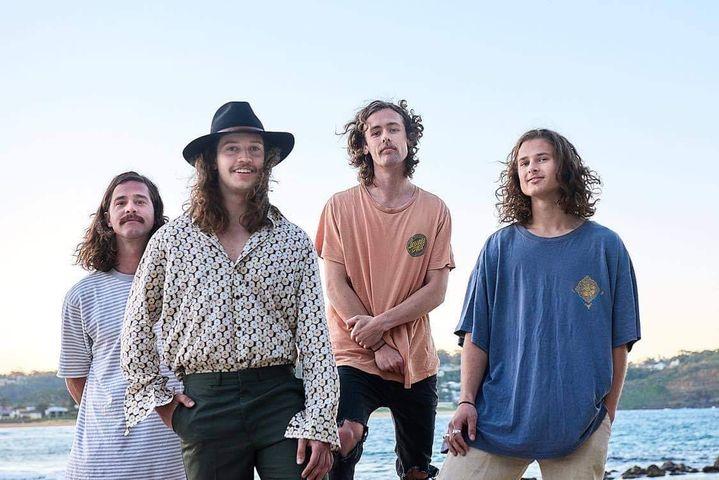 Camino Gold & Microwave Jonny