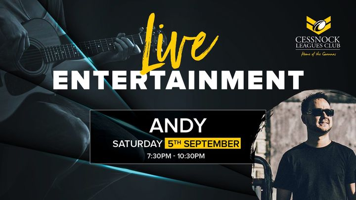 Andy – LIVE