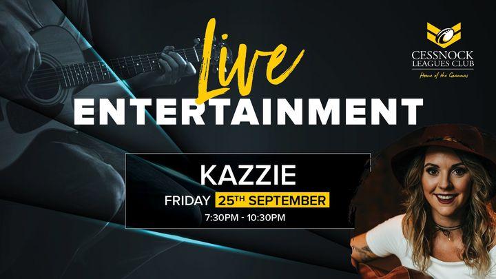 Kazzie – LIVE