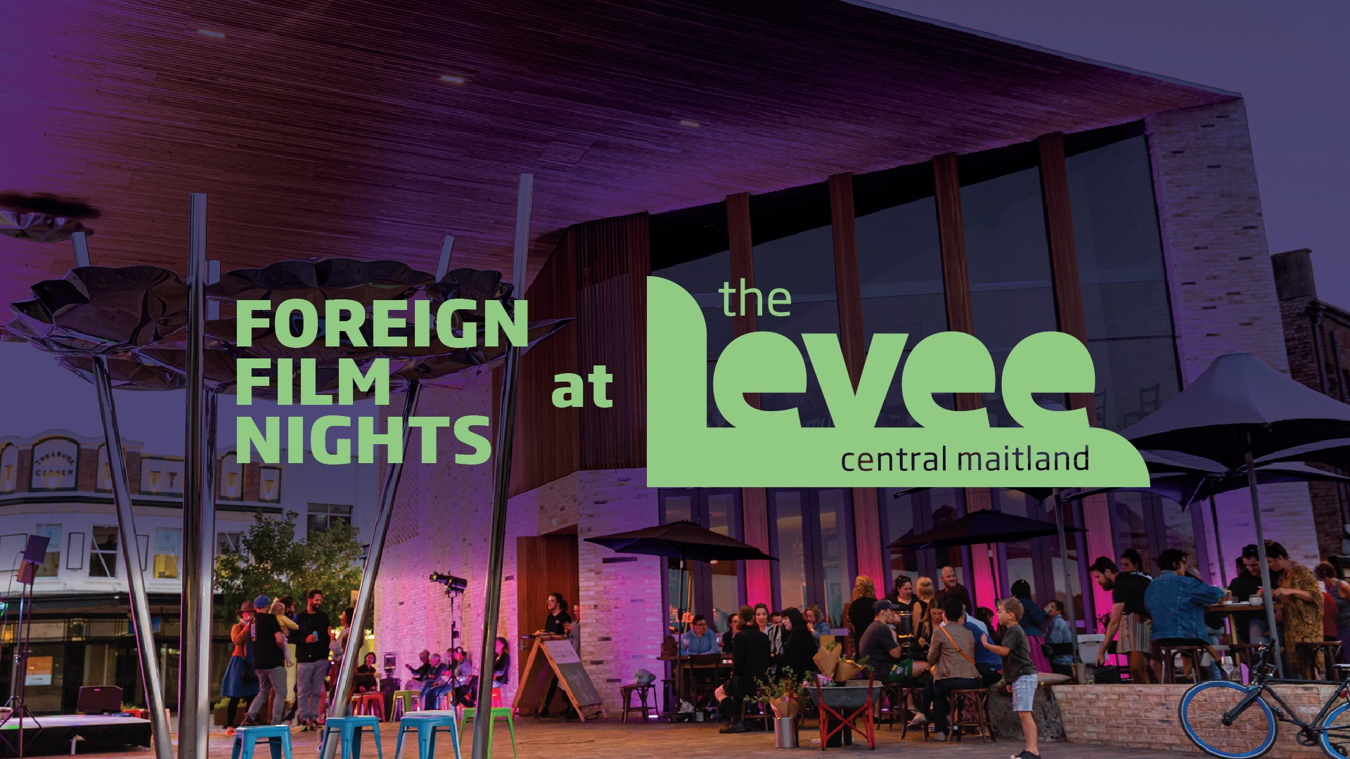 PARASITE: Foreign Film Nights at The Levee Central Maitland